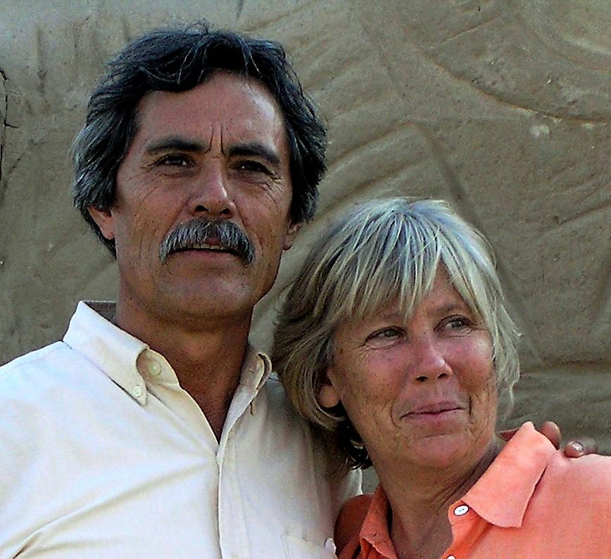 Valentin and Mary Jane