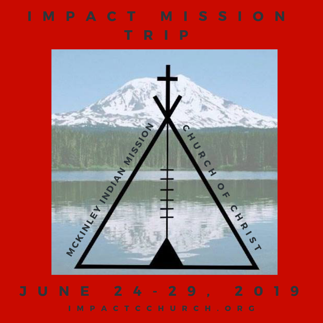 June 24th - 29th - at the Mckinley Indian Mission Church on the Yakima Indian Reservation.