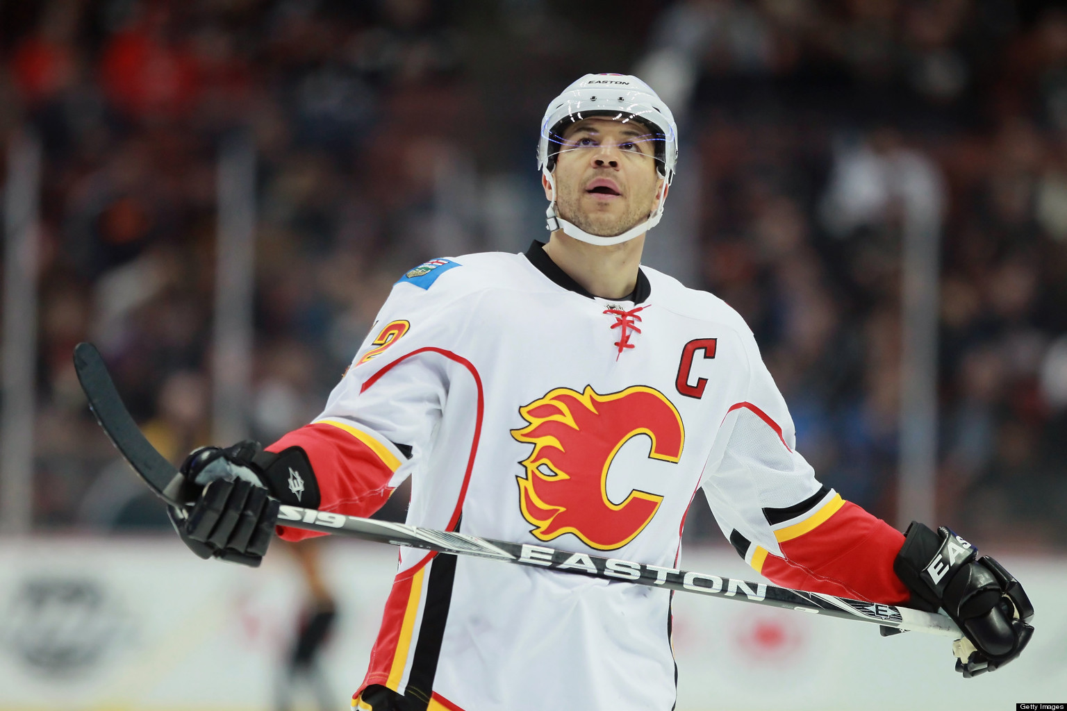 When Jarome Iginla led the NHL in scoring in the 2001-02 season, I thought it would be the perfect hook to get more of family to watch hockey.