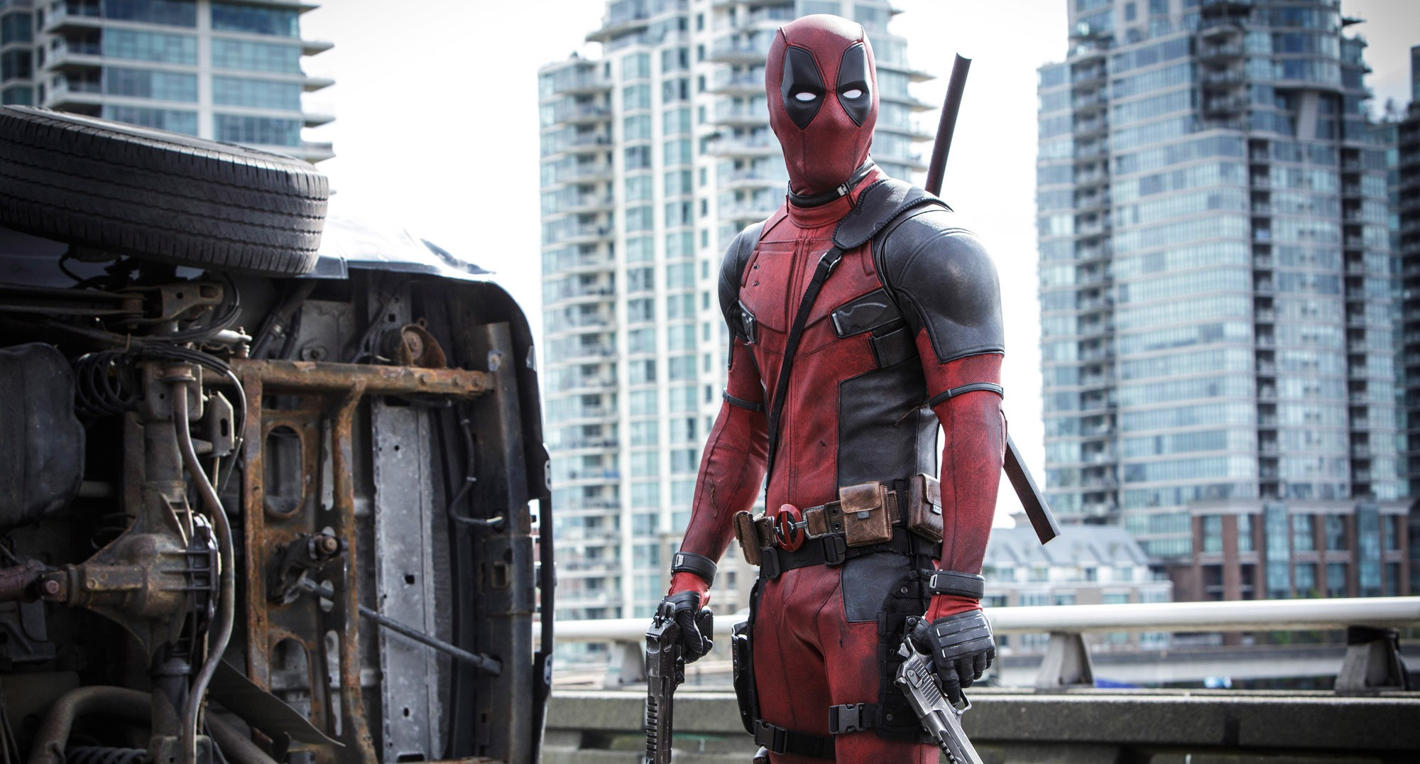 Being rated R was just a delightful bonus for Deadpool. The fact that it made fun of other action and comic book movies while talking to the audience the whole time is what really sold it to the public.