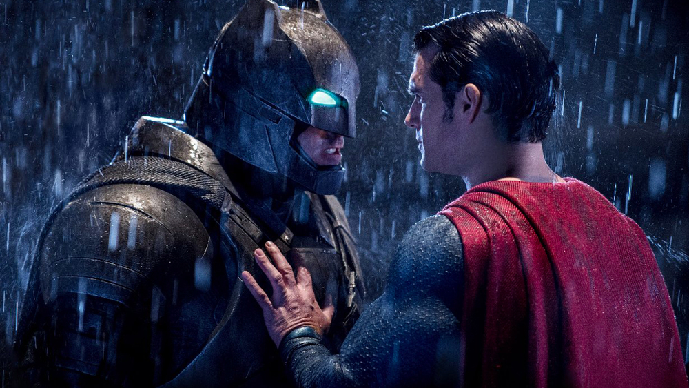 This is the DCEU's second movie and yet it's gotten enough scorn and hatred from people to get others thinking that the DCEU is in major trouble. So now we live a world where a movie that makes $872.2 million worldwide puts an entire franchise in major trouble. Sure, that makes sense.
