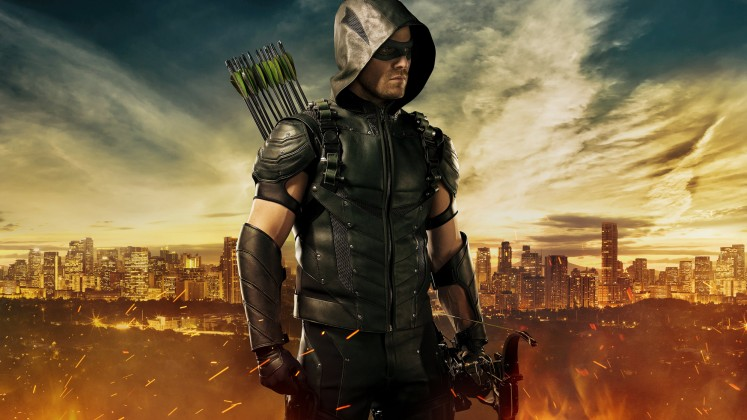 They changed the costume and look for this past season and even started calling him The Green Arrow, but the show still struggled with that balance of what it did before The Flash and what it's doing now.