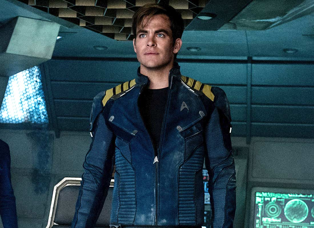 Chris Pine is at his seasoned best as Kirk in this movie. We are finally seeing the authoritative, veteran command officer we saw from William Shatner in TOS and the movies.