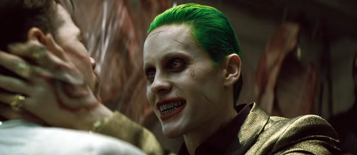 "I'll find out later today if this scene where the Joker says, ""I can't wait to show you my toys,"" is even in the movie, because word is that it's not. That would be pretty disappointing."
