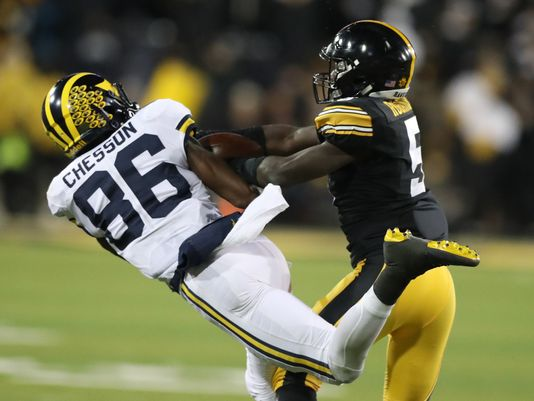 As bad as this game was, the CFP selection committee didn't punish Michigan for it at all and that's an opportunity the Wolverines can't afford to miss out on.