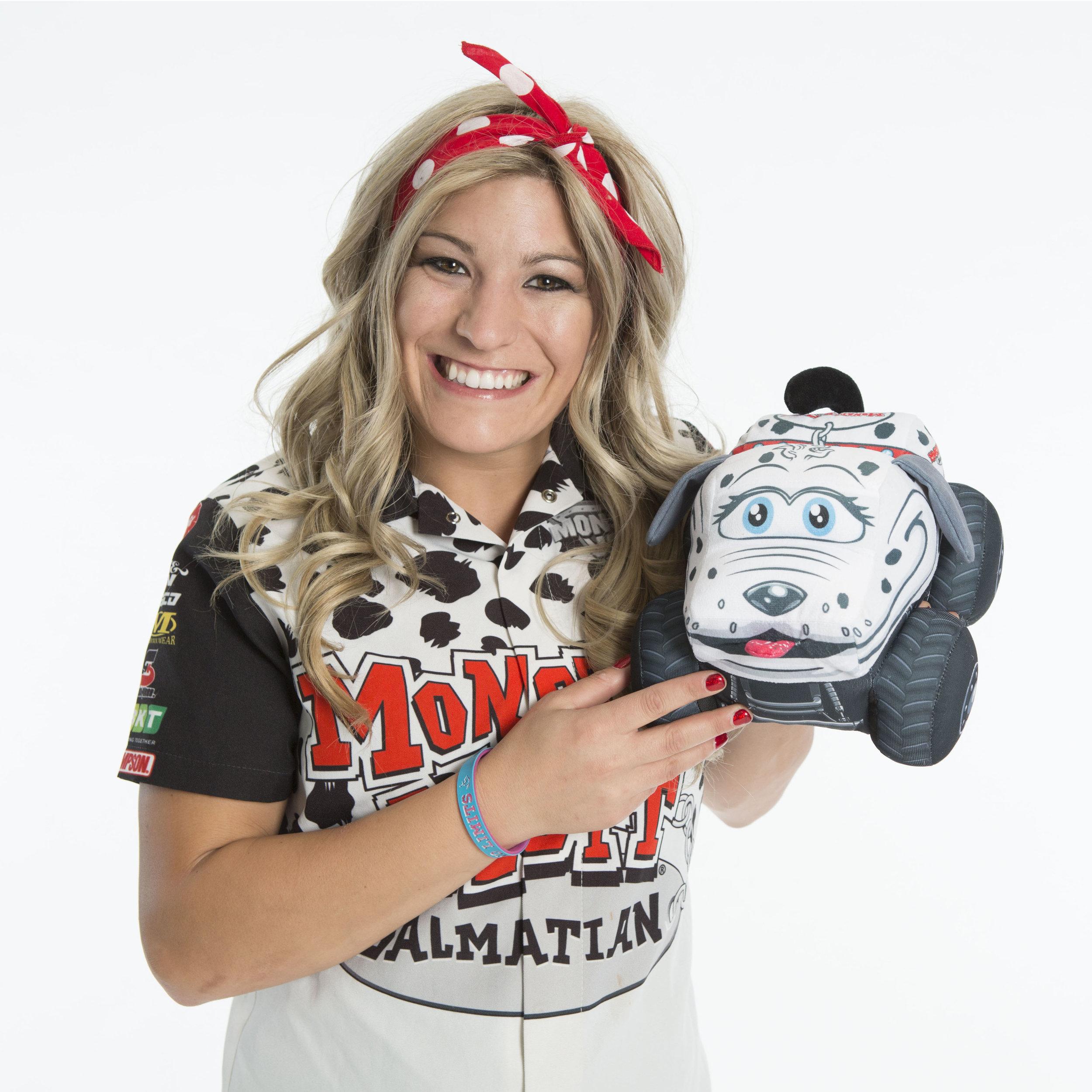 Cynthia Gauthier - Monster Jam Driver