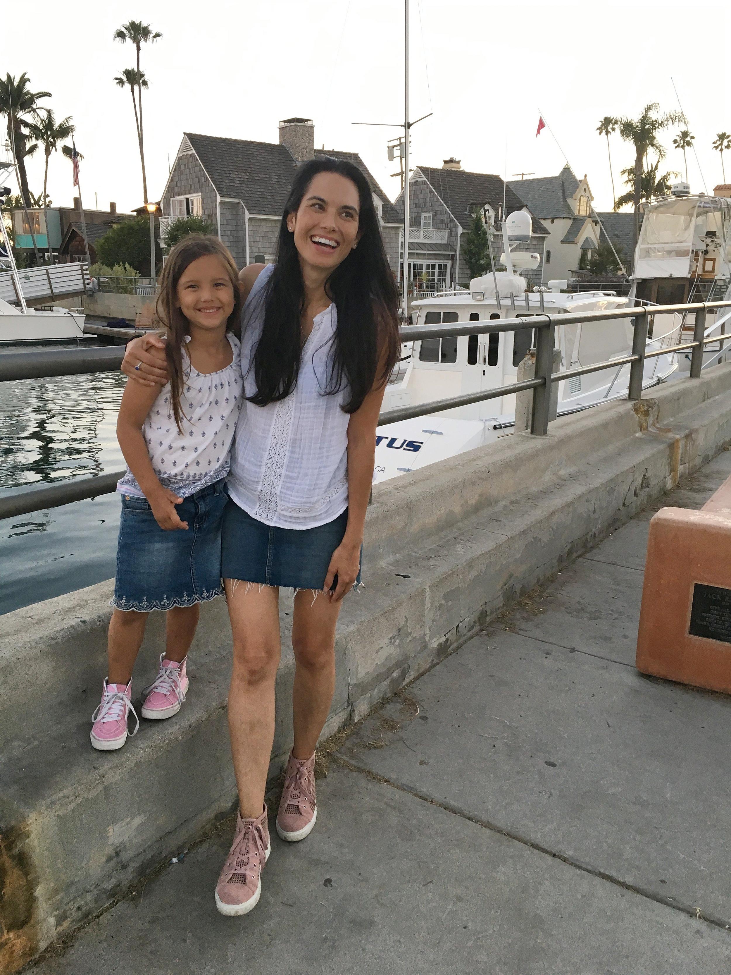 denim skirt mini  |  pink vans  |  denim skirt  |  pink high tops  |  white blouse  |