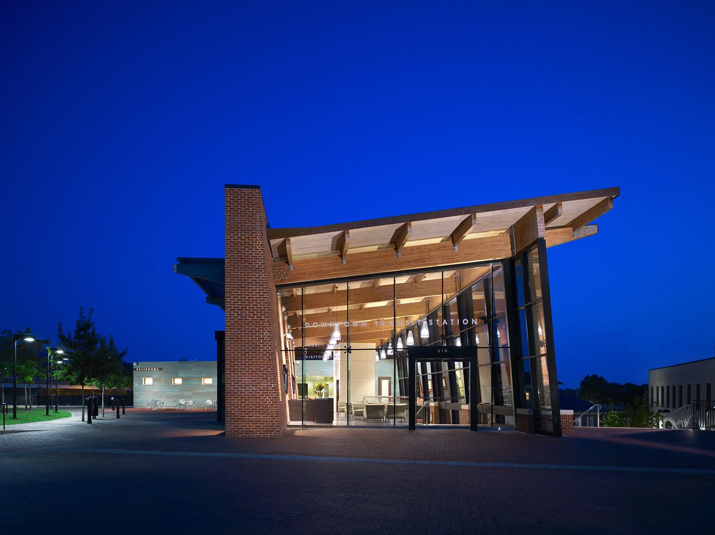 Charlottesville Transit Center