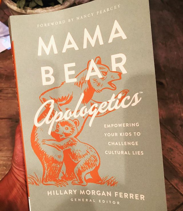 This book came highly recommend from author Melissa Cain Travis and I can't wait to dig into this book. #mamabearapologetics #apologetics #godstruth #absolutetruth