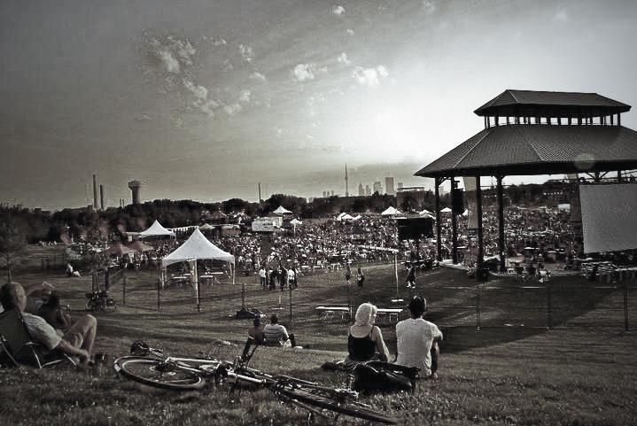 the Beaches  International Jazz Festival