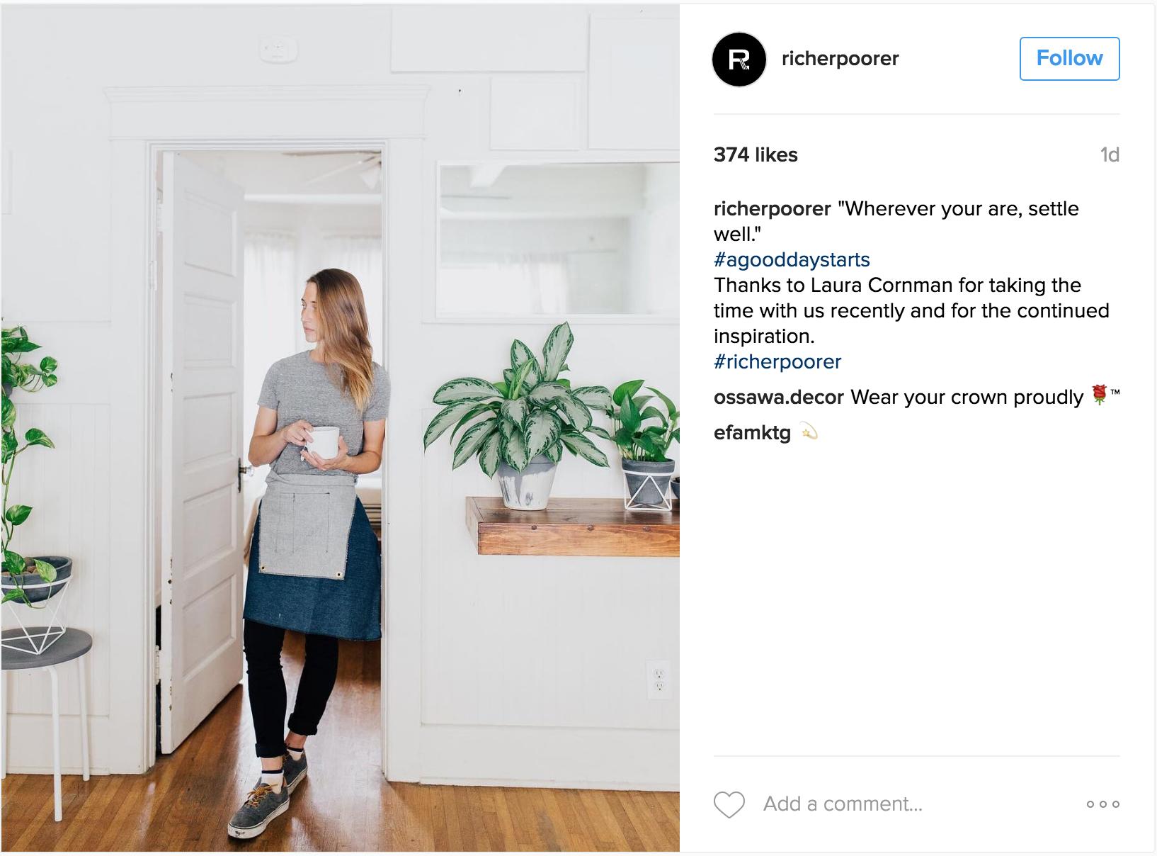 Richer Poorer   Web and Social Media Innerwear Campaign   September / October 2016