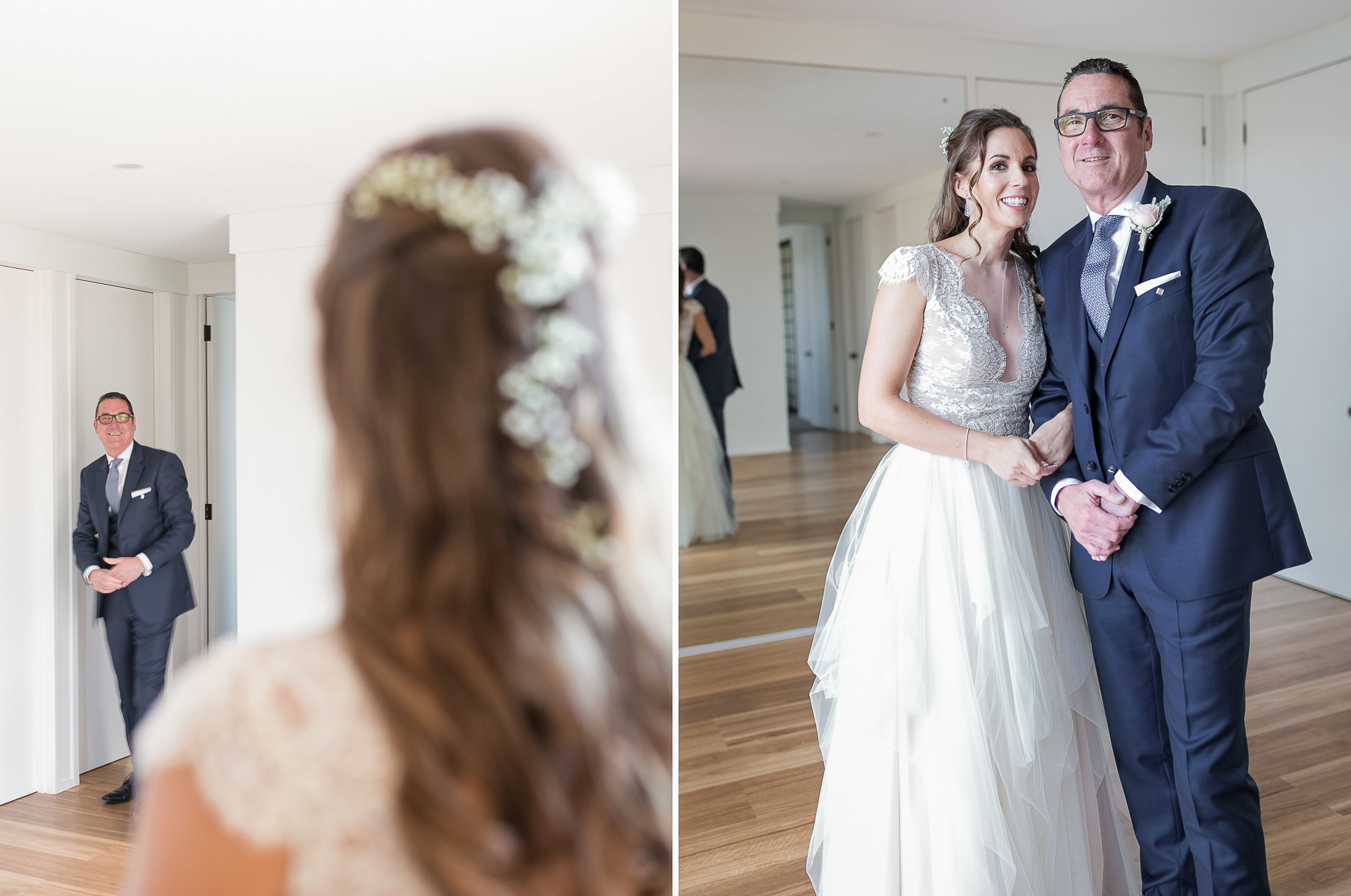 True North Photography_Boomerang Farm_Amy and Michael_Getting ready_Wedding Dress_Gold Coast Wedding_Father of the bride.jpg