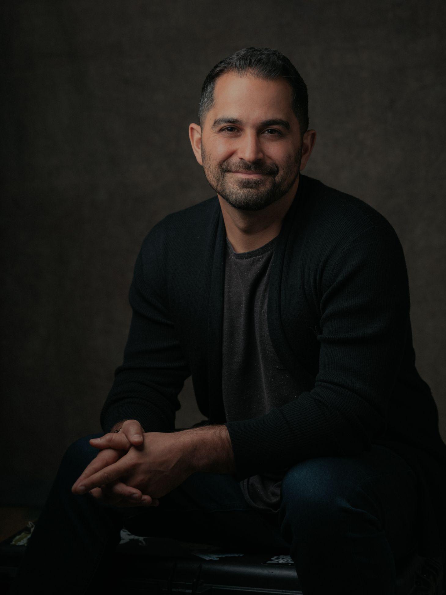 Farhoud Meybodi   EVP of Creative and Co-Owner