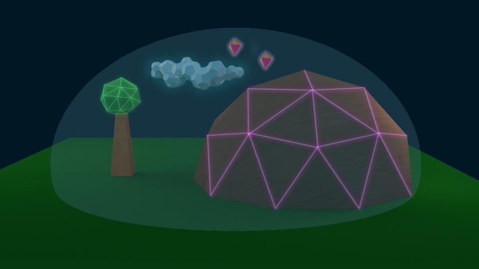 NightGames installation render