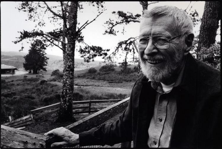 Ben Johnston, American composer (photo: uncredited)