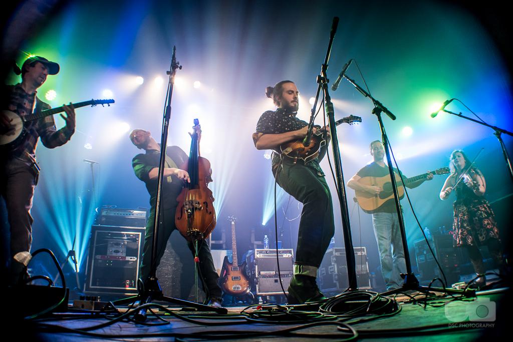 Jacob Jolliff Yonder Mountain String Band