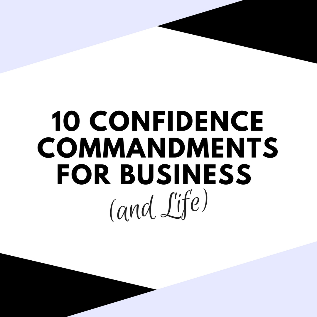 This free download is for the Christian professional. It gives you 10 things you must to in order to live more confidently in business and life.