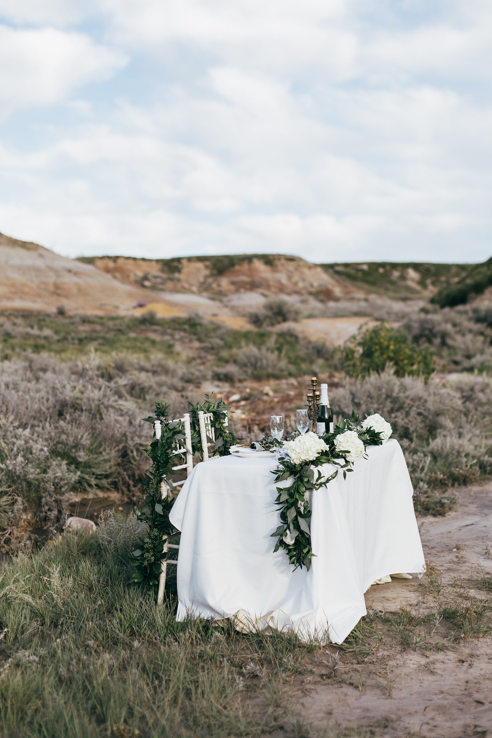 Love In the Badlands