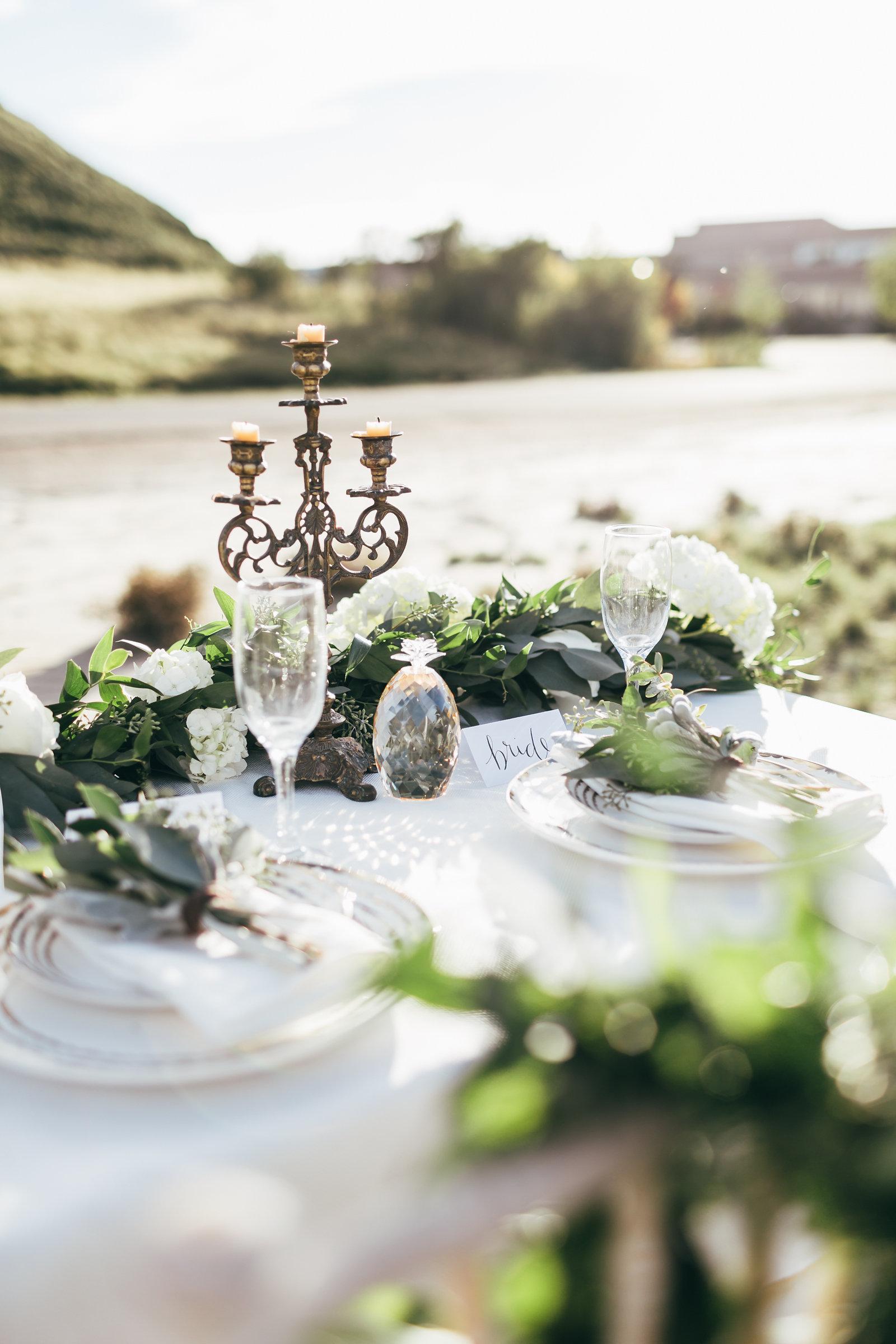 Fern & Frond Floral Design : Love in the Badlands