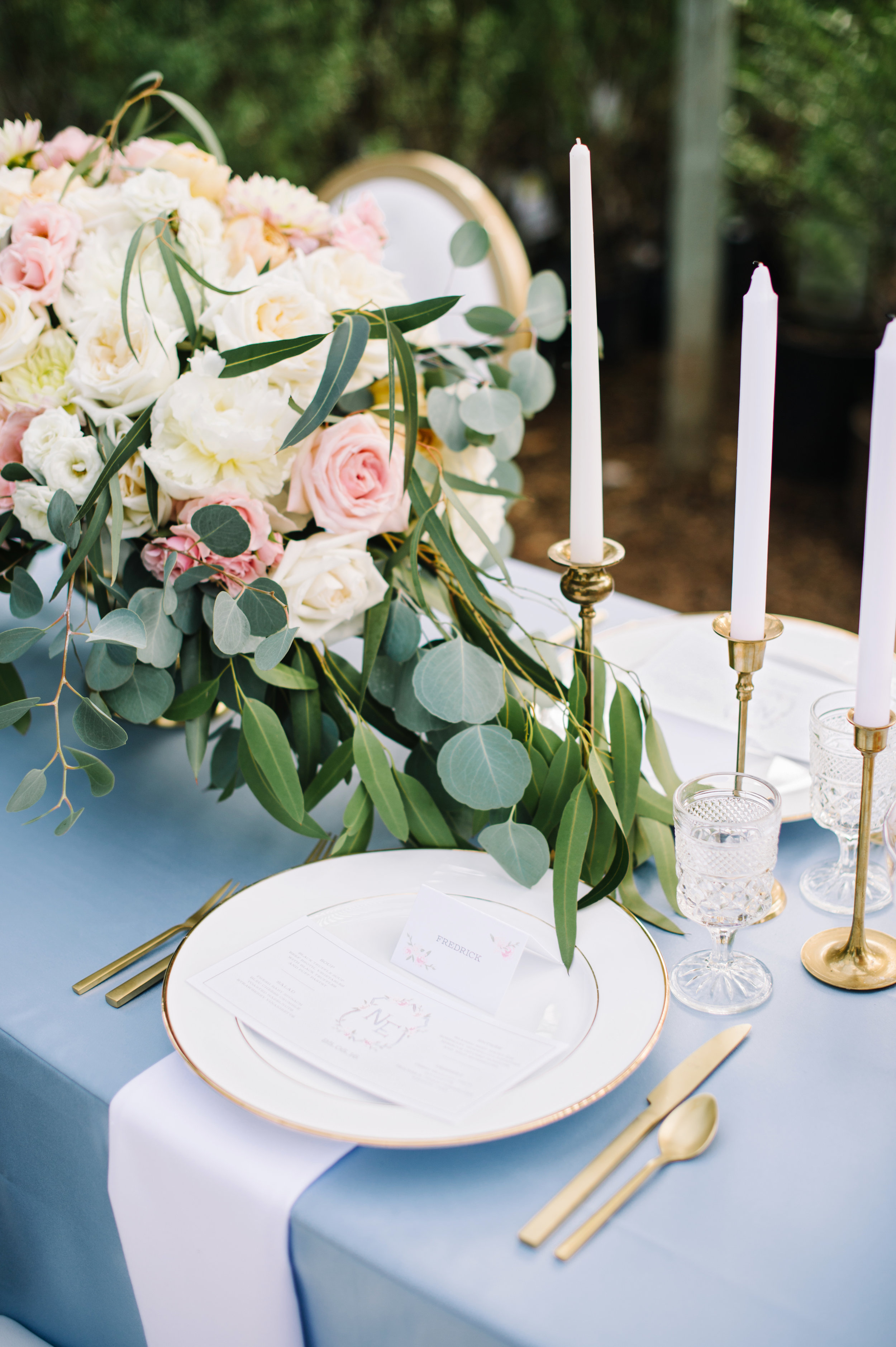 Corrina Walker Photography | Claudette Marie Events | Orange Trunk Vintage Styling | Gathered Table Supply