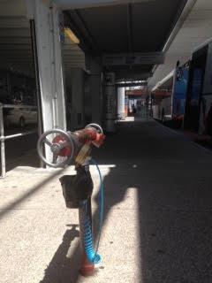 Sydney Airport Pressure Monitoring