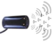 Dual AV Open Channel Sensor
