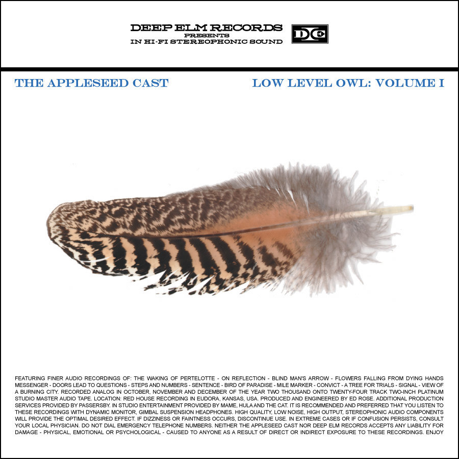 The Appleseed Cast 'Low Level Owl'