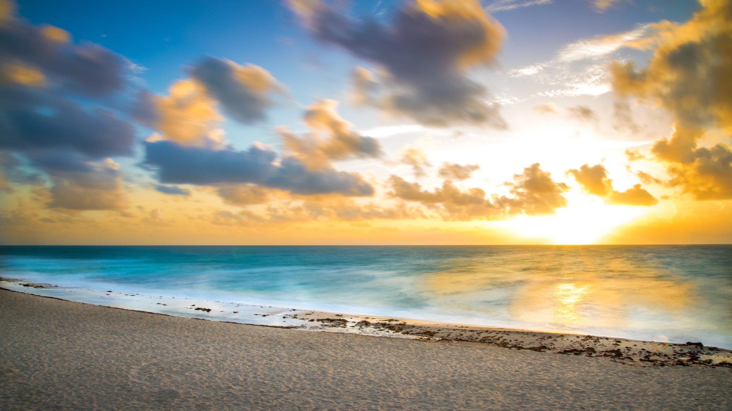 Fine Art - Sunrise Miami Beach