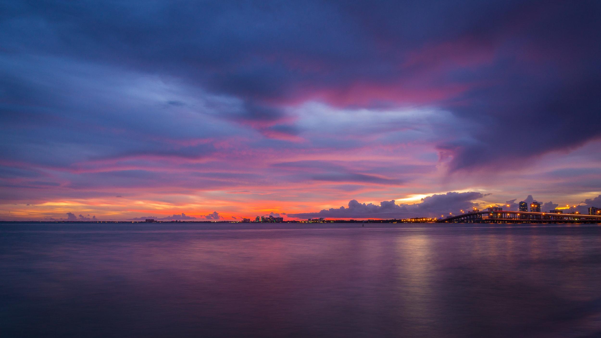 Fine Art - Virginia Key Sunset