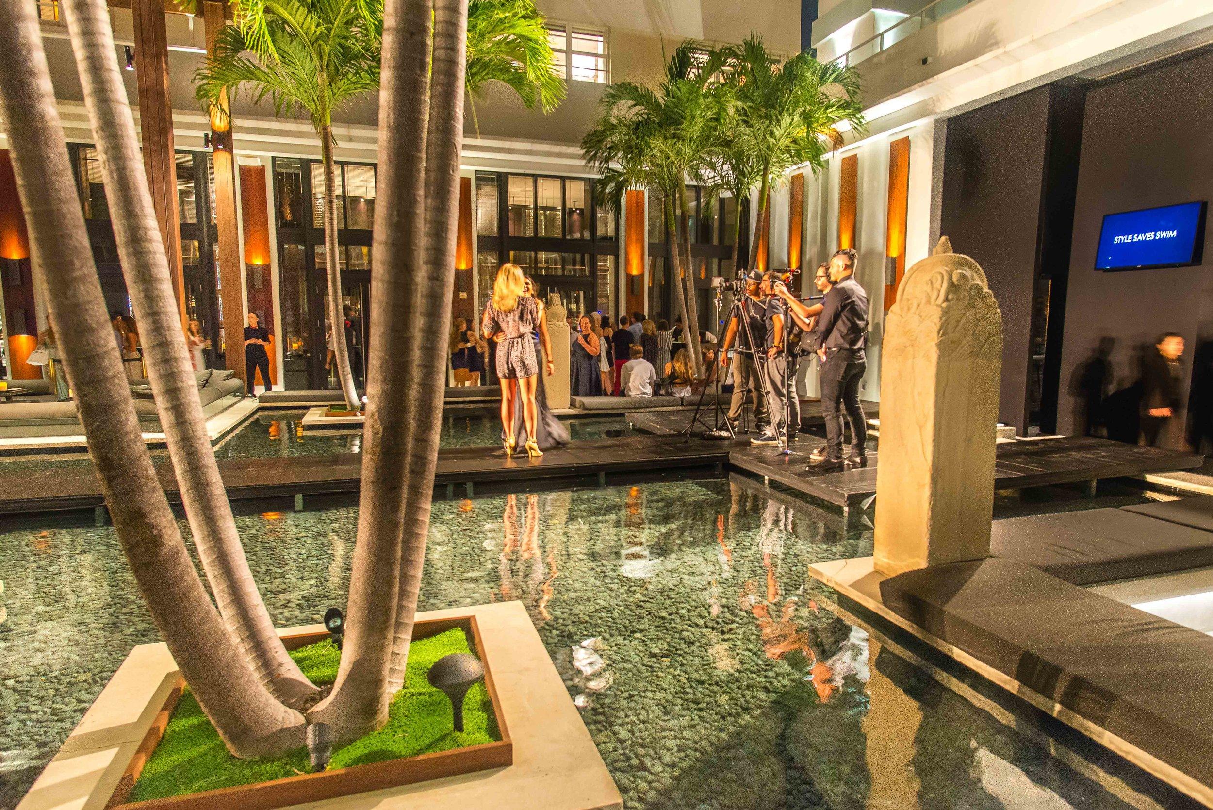 Private Event Setaï - Miami Beach