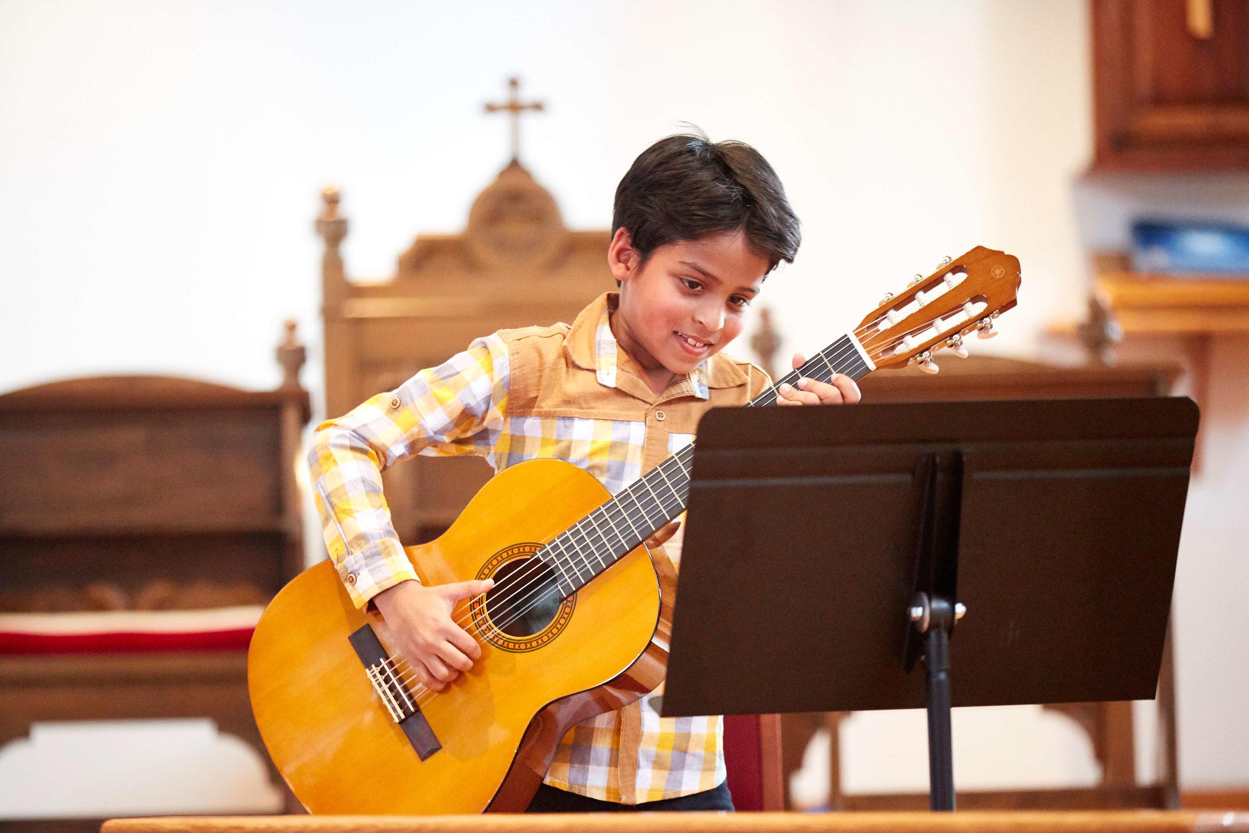 Cincinnati Guitar Lessons