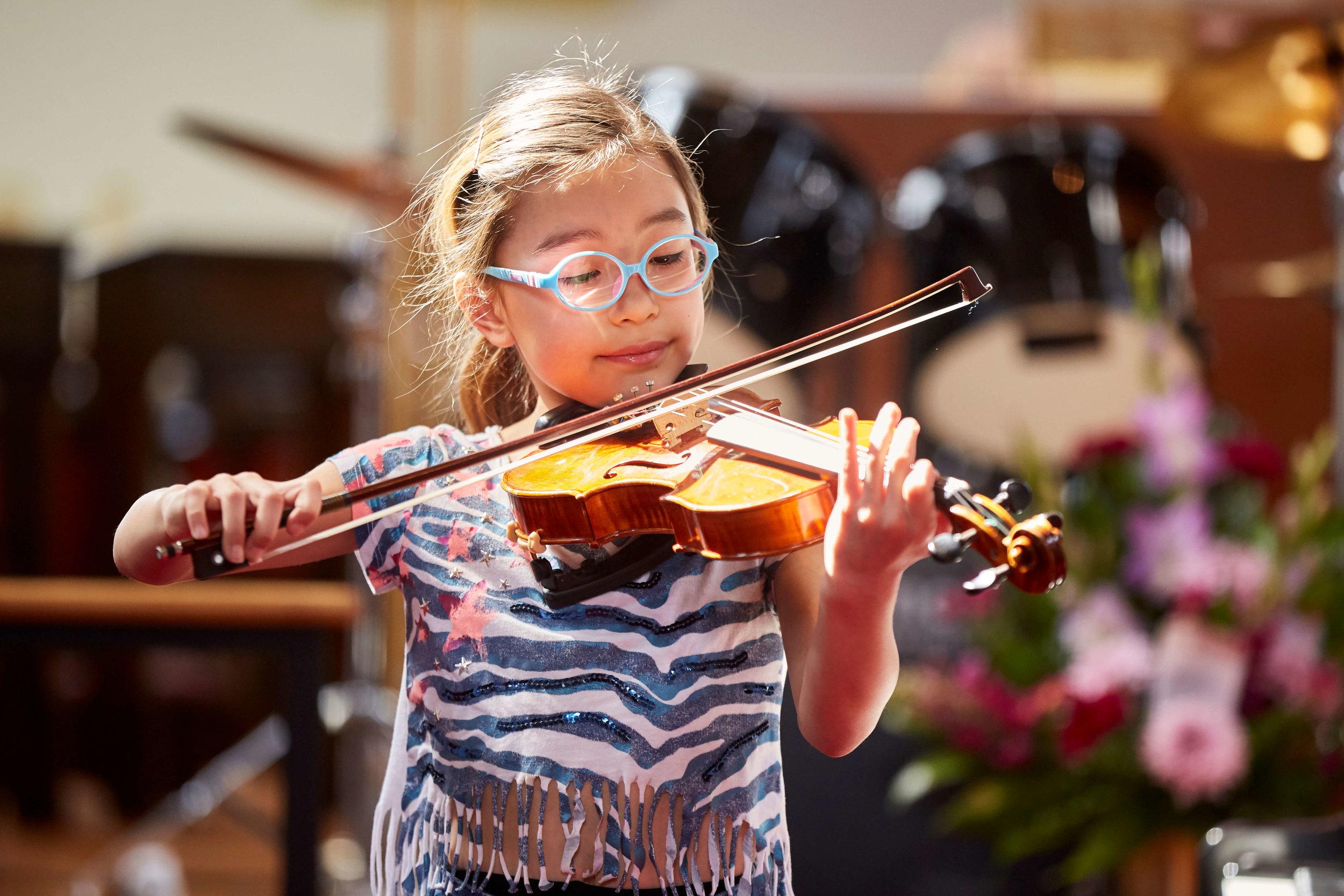 Cincinnati Violin Lessons
