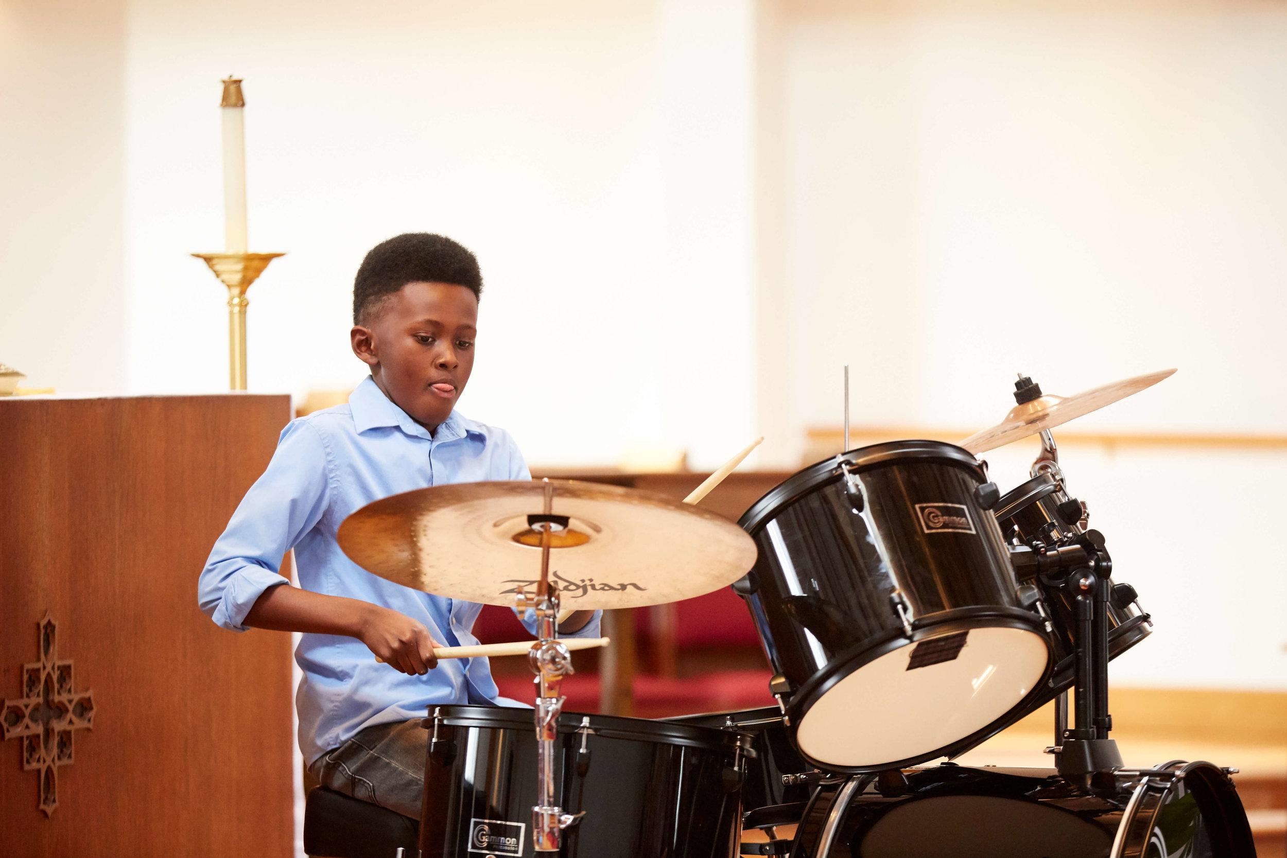 Cincinnati Drum Lessons