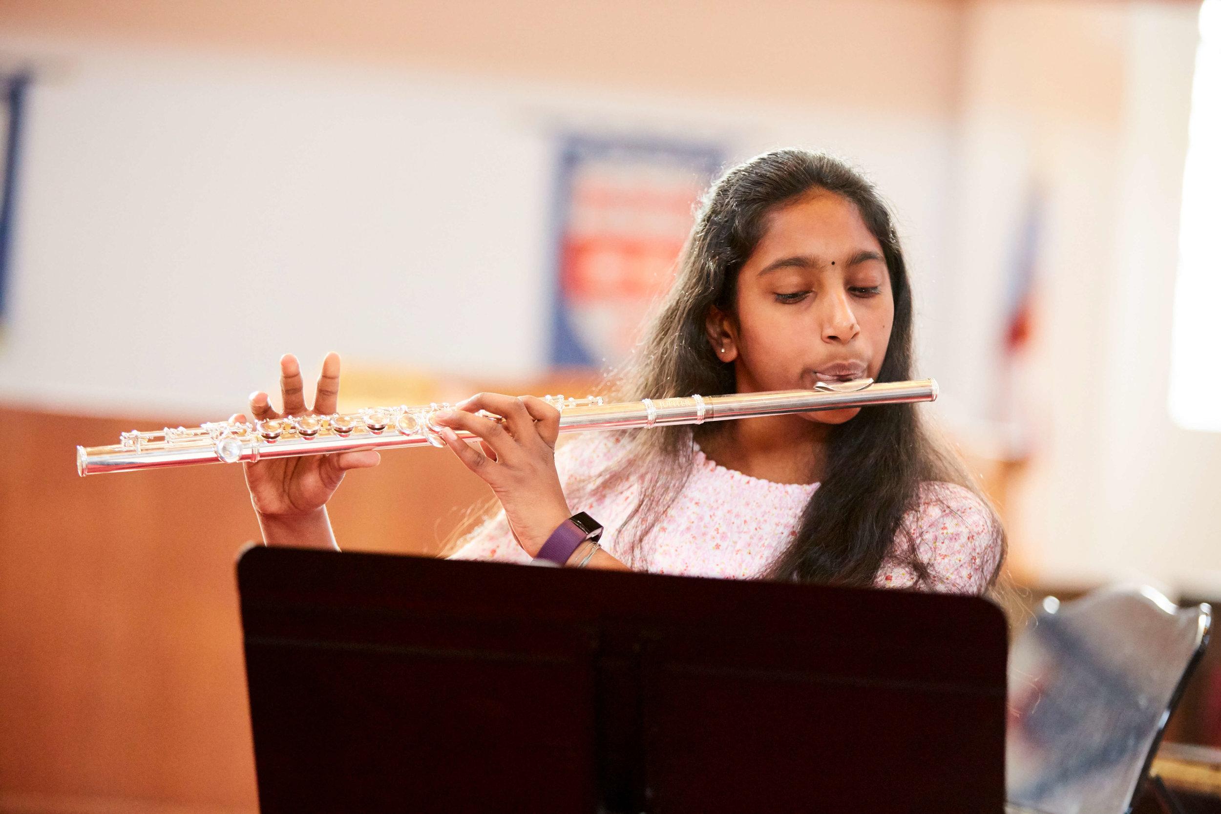 Flute Lessons & Clarinet Lessons — Cincinnati School of