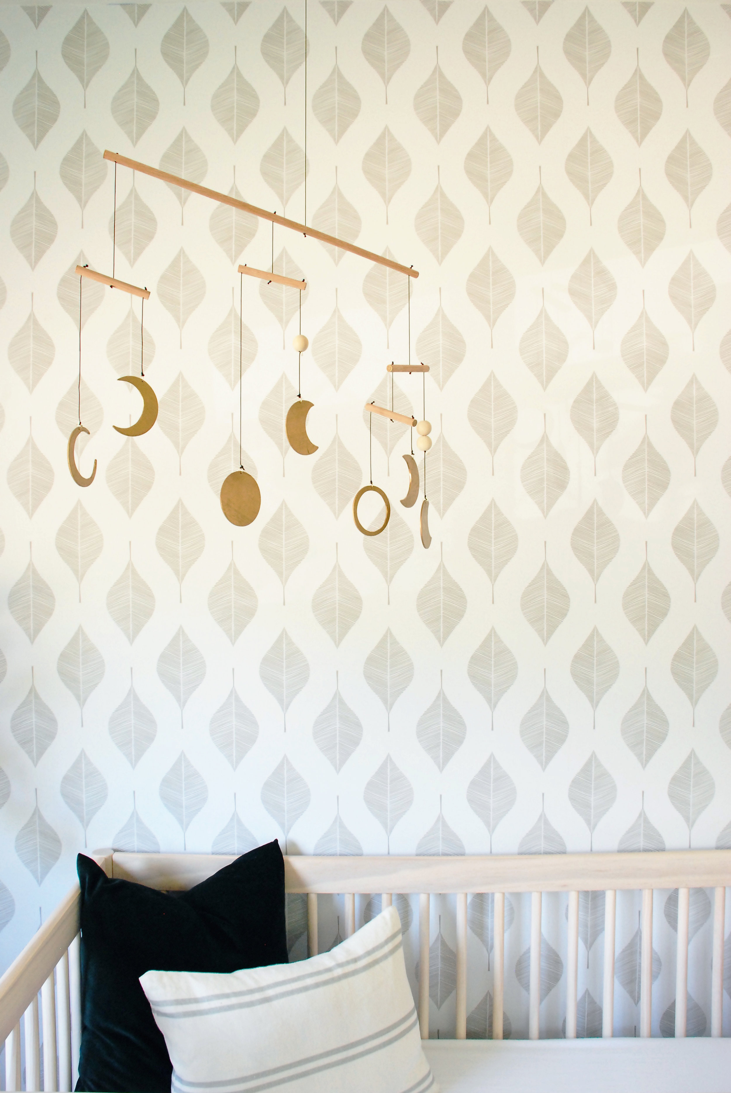 Gender neutral nursery by Stay Interiors