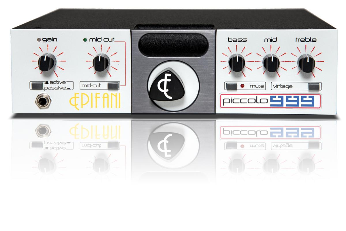 Epifani Piccolo 999 Bass Amplifier