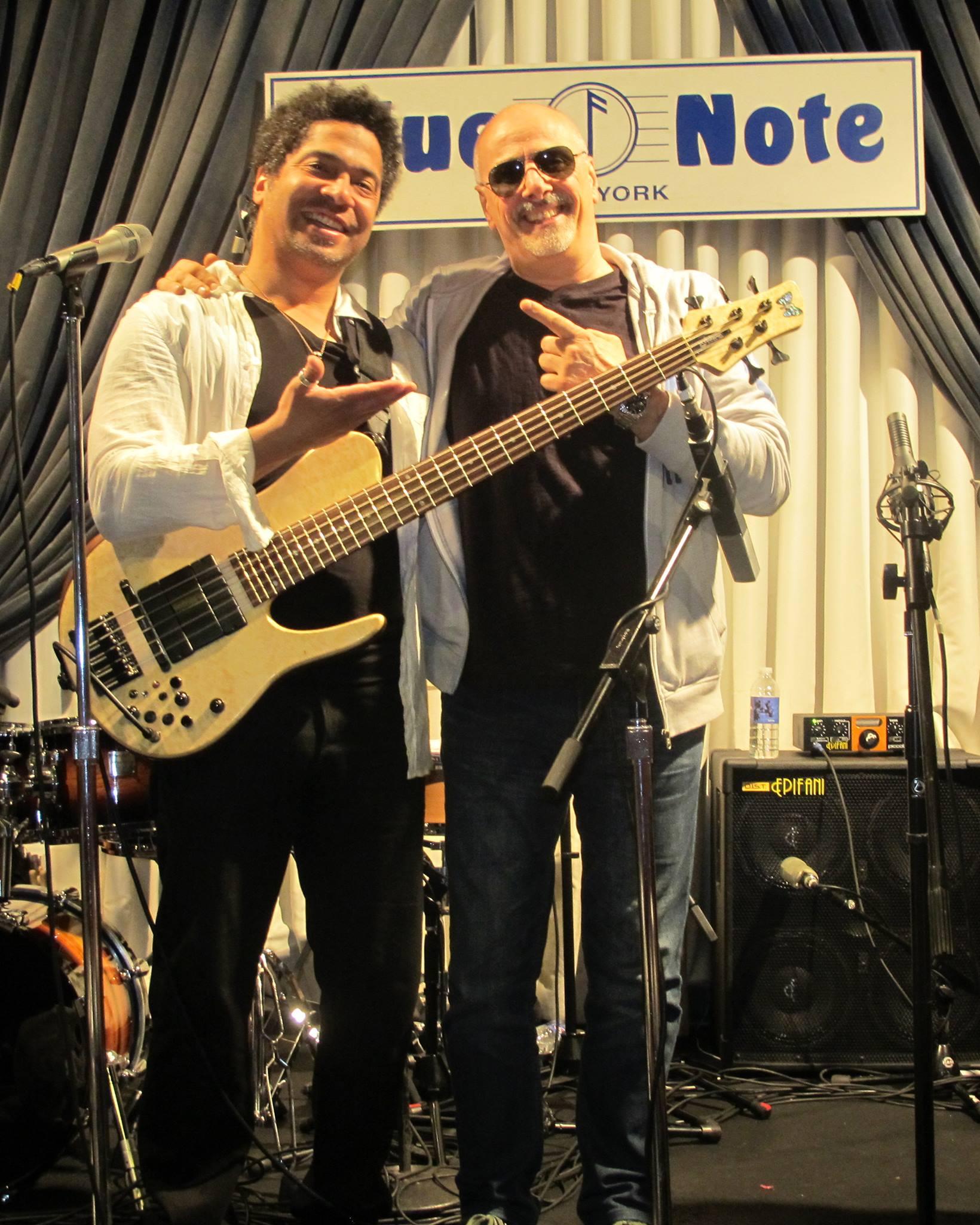 (L to R): Matt Garrison and Nick Epifani
