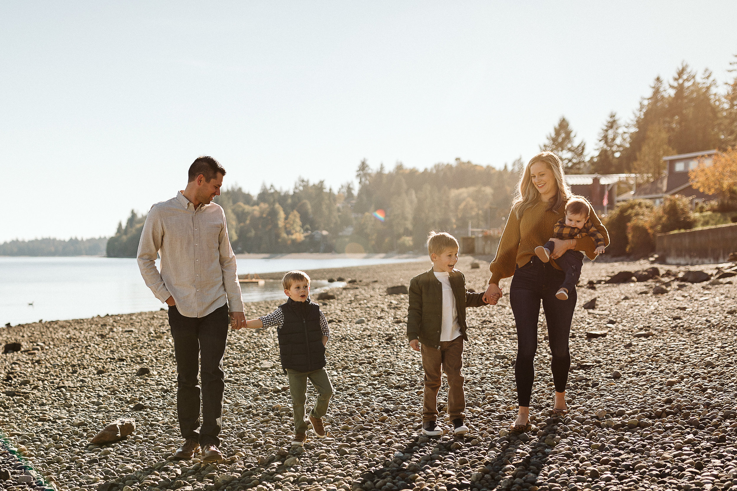 Beach family photos tacoma WA2.jpg