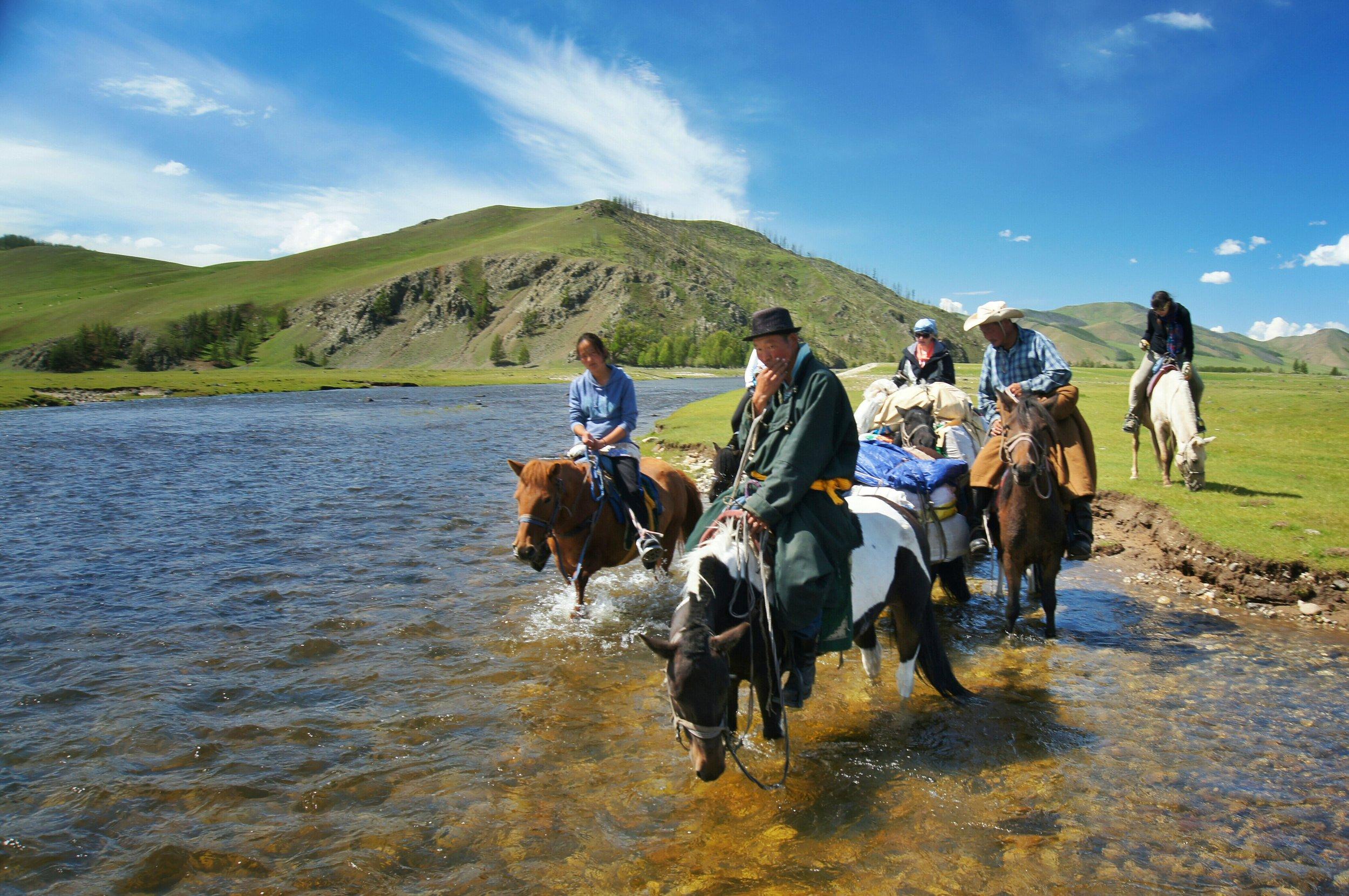 Horseback Riding. Photo courtesy of NotesofNomads