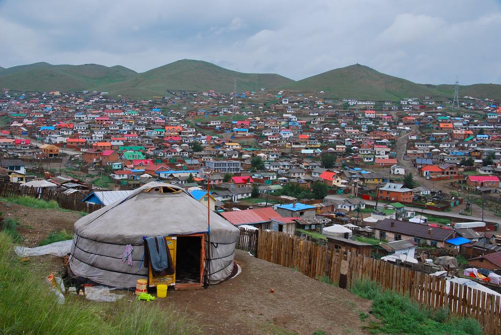 Renowned Ger District of Ulaanbaatar