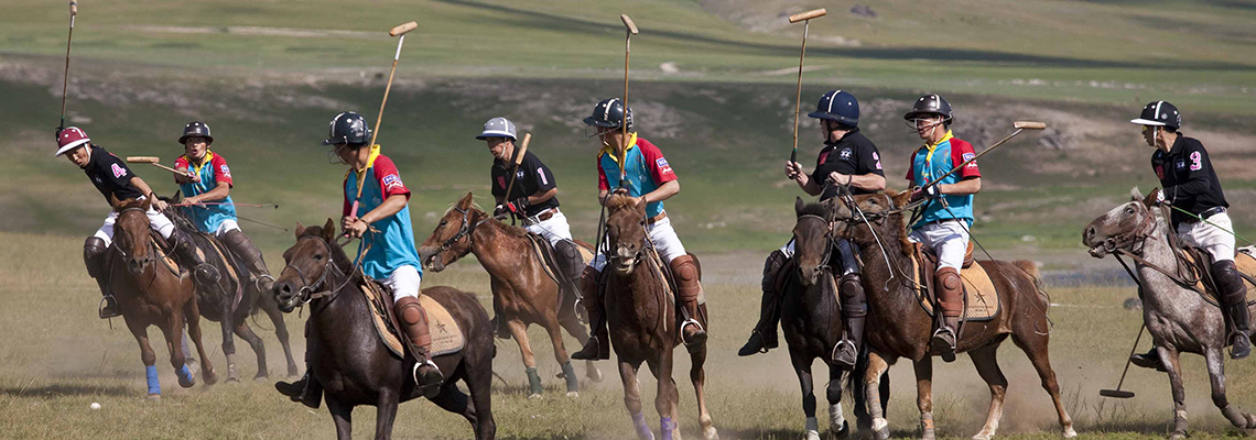 Photo courtesy of Genghis Khan Polo & Riding Club