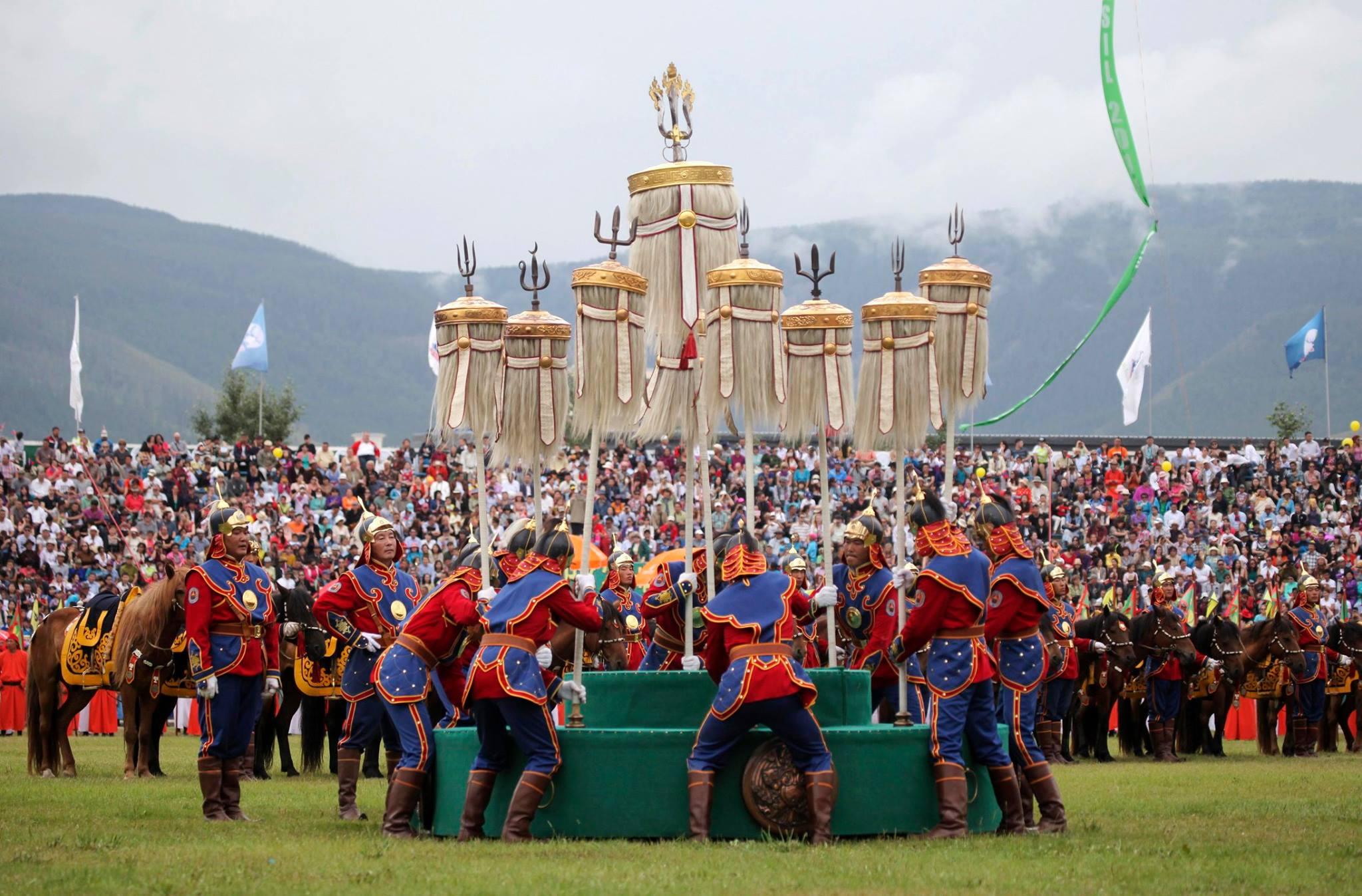 Naadam Festival, 20012