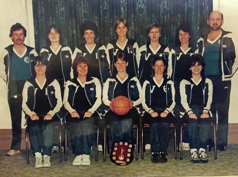 1982 Victorian Womens