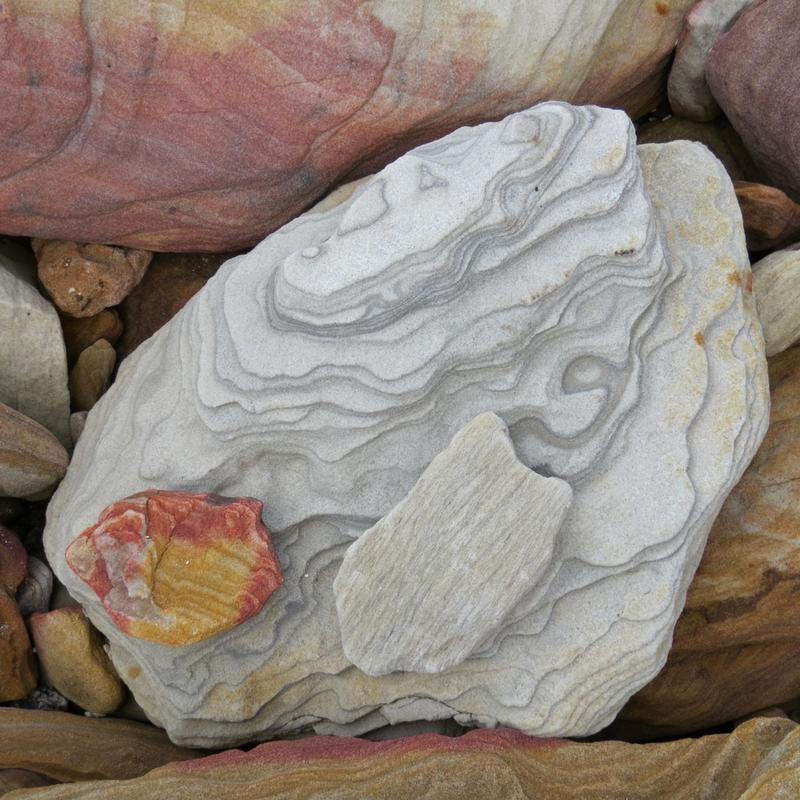 Rocks on Shelly Beach