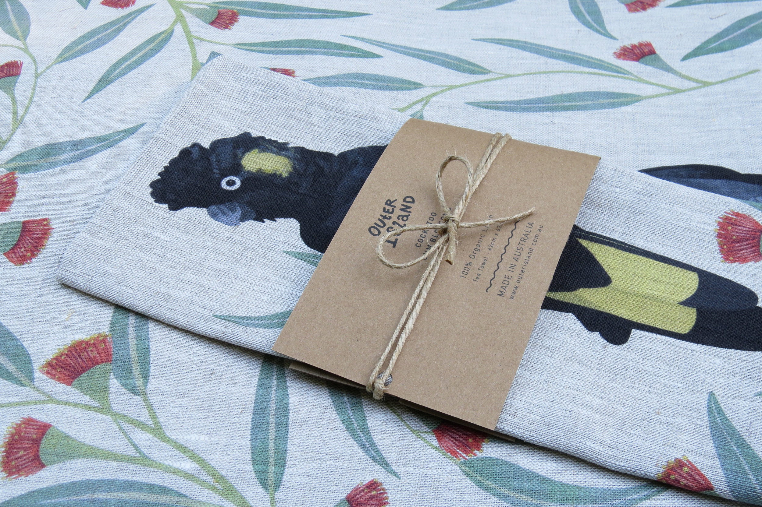 Black Cockatoo Tea Towel.jpg