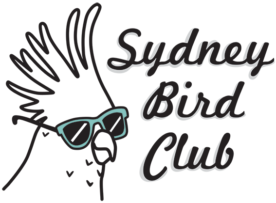 Copyright Sydney Bird Club