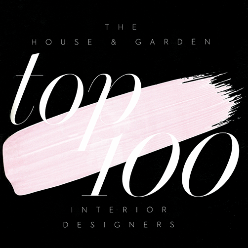 House and Garden Top 100 Interior Designers