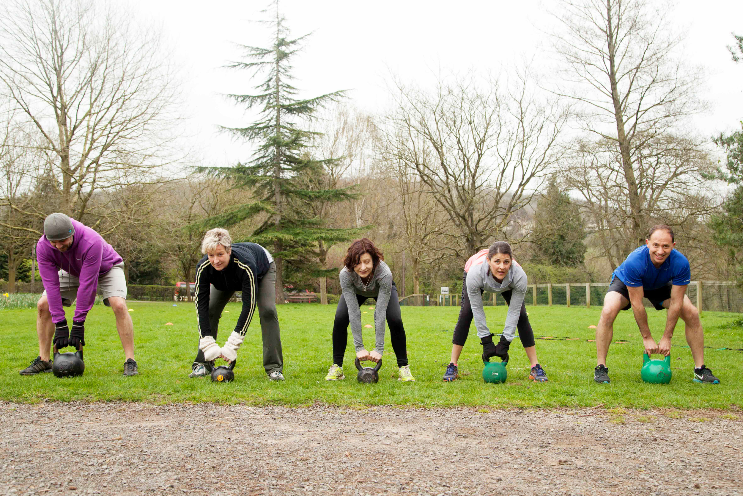 Kettlebells in Bath