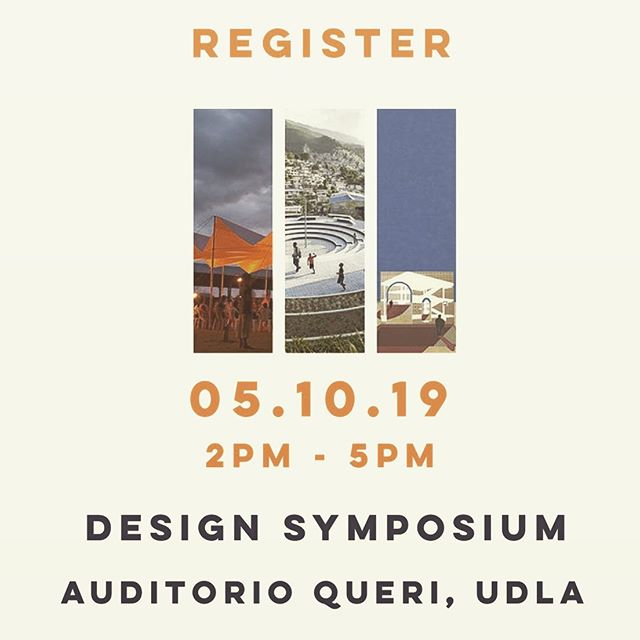 We are very excited our co-founder Andrea Panizzo will be one of the speakers at the @ephemeral.efimero symposium in Quito! Thank you Ernesto and Nicoletta for the invitation. Looking forward to meeting the other two speakers @albordearq and @yamamotojunko74. To register and for more info www.efimero-ephemeral.com