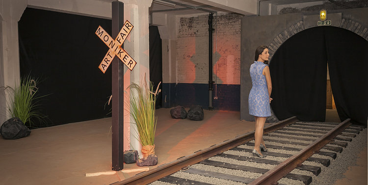 Running+along+Bill+Daniels'+train+tracks+to+enter+Moniker+Art+Fair+(courtesy+Moniker+Art+Fair)+3.jpg